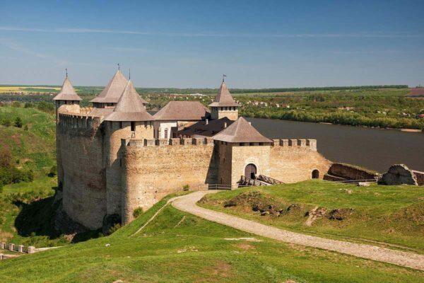 Khotyn_Fortress